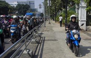 Trotoar Hak Pejalan Kaki - MariKomen