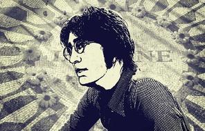 John Lennon - Mozaik Tirto