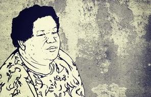 Slamet Gundono Mendobrak Pakem - Mozaik Tirto