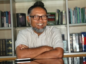 Anies Baswedan-Bambang Widjajanto Bahas Perkembangan Kasus Korupsi