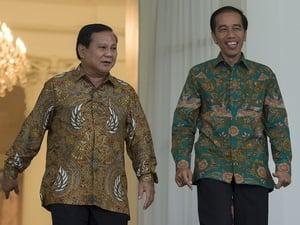 Elektabilitas Kalah dari Jokowi, Prabowo: Polling Bisa Bayar