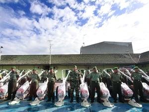 Modus TNI Membantu Petani