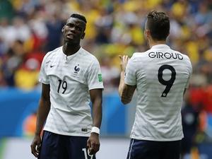 Cuplikan Gol Kalajengking Giroud yang Raih Penghargaan FIFA 2017