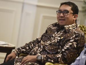 Fahri Hamzah Sebut Fadli Zon Berpeluang Terpilih Jadi Plt Ketua DPR