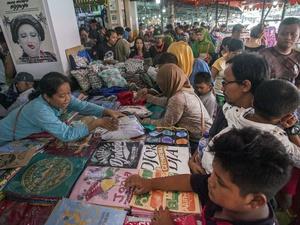 Wisatawan Dongkrak Bisnis Oleh-oleh di Jogja Selama Lebaran