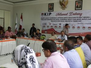 KPK: Baru 1.126 Calon Kepala Daerah Yang Laporkan LHKPN