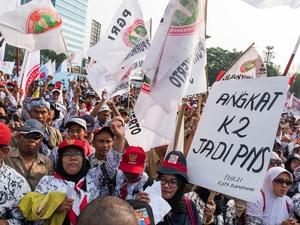 Guru Swasta di DKI akan Dapat Insentif Rp500 Ribu dari D   ana Hibah