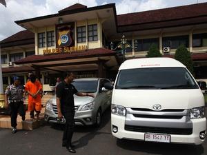 Polisi Tangkap 7 Pelaku Penjual Mobil dengan STNK Palsu