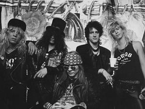 Mengenang 3 Dekade Konser Guns N Roses Pertama di Inggris