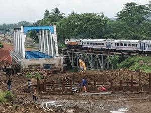 Pemerintah Pusat Bakal Realisasikan Jalur Ganda Rangkasbitung-Merak