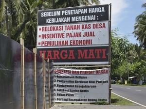 Seniman Yogya Gelar Doa bagi Warga Terdampak Bandara Kulon Progo