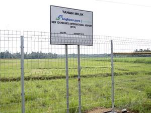 AP I: Warga Masih Menutup Ruang Dialog Terkait Bandara Kulon Progo