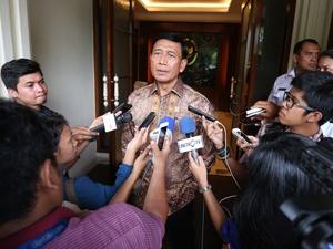 Wiranto: Revisi Film G30S PKI Tak Bermaksud Ubah Sejarah