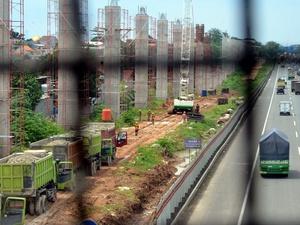 Pemerintah Bantah LRT Jabodebek untuk Fasilitasi Meikarta