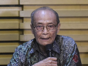 Buya Syafii Bertemu Jokowi Bahas Konglomerat & Ketimpangan