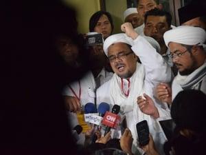 Kepulangan Rizieq Shihab Adalah Strategi Politik