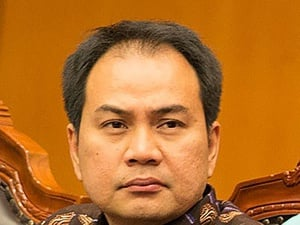 Plt Sekjen Golkar Aziz Syamsuddin Jadi Saksi Meringankan Novanto