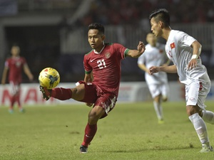 Saksikan Live Streaming Timnas Indonesia U22 vs Vietnam
