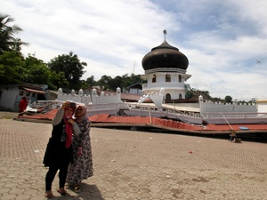 Gempa di Aceh 5,1 SR Sore Ini Tak Berpotensi Tsunami