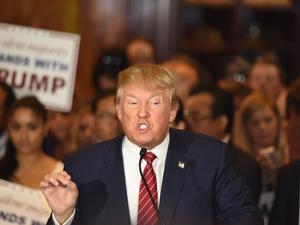 Trump Kecam Kritikus dengan Sebut Dirinya Jenius yang Sangat Stabil