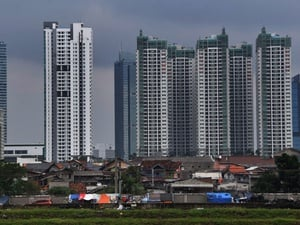 Klaim Sandiaga Soal Kemiskinan di Jakarta