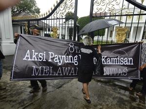 Catatan Kritis Para Pegiat HAM Atas Pidato Jokowi