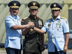 Hadi Tjahjanto Enggan Komentar soal Pencalonan sebagai Panglima TNI