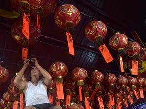 Tahun Baru Imlek, Cina Raup Rp175 Triliun dari Sektor Pariwisata