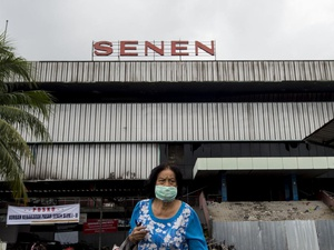 Anies Ingin Jadikan Pasar Senin Ikon Pariwisata di Jakarta