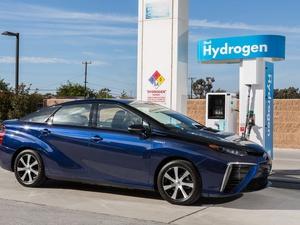 Asian Games 2018: Mobil Bahan Bakar Hidrogen Disiapkan buat Peserta
