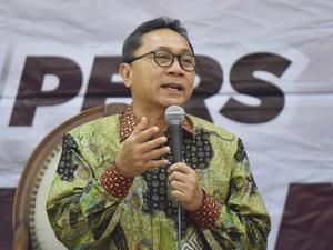 Ketua MPR Tak Setuju Pansus Hak Angket KPK Bertemu Presiden