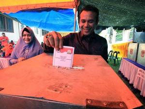 LSI: Hasil Pilkada 2018 Tak Pengaruhi Pemilu 2019