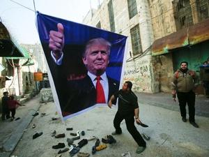 Reaksi Sekutu AS Usai Trump Akui Yerusalem sebagai Ibu Kota Israel