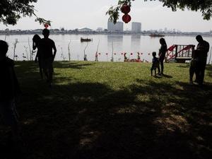 Kesehatan Jiwa Warga Kota Tergantung Kondisi Ruang Publiknya