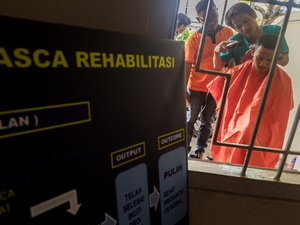 Aktivis: Pasal Narkotika Masuk KUHP Ancam Program Rehabilitasi
