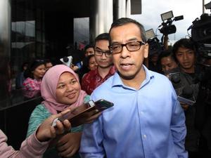 KPK Ungkap Alasan Belum Tahan Emirsyah Satar di Kasu   s Suap Garuda