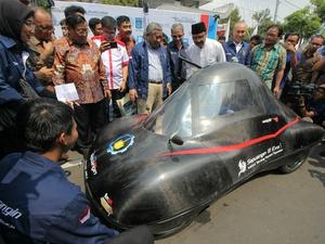 Tiga Tim Mobil Hemat Energi Indonesia Lolos DWC London, ITS Unggul