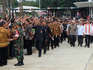 Pemerintah Baru Rampungkan Empat dari 425 Proyek Strategis Nasional