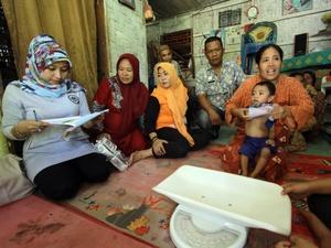 Menteri Puan Bantah Pemerintah Lambat Atasi Wabah di Asmat-Papua