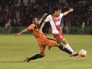 Hasil Laga PSM Makassar vs Perseru Serui Berakhir 2-0