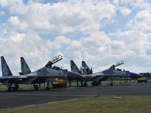 Indonesia dan Rusia Barter Sukhoi dengan Ekspor Komoditas