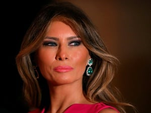 Diplomasi Mode Ibu Negara, dari Melania Trump Sampai Michelle Obama