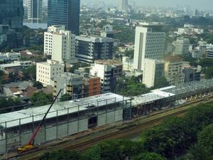 Kemen PUPR Bantah Kereta Bandara-Manggarai Sudah Beroperasi