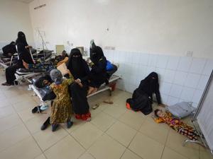 Yaman Hadapi Wabah Kolera Terburuk di Dunia
