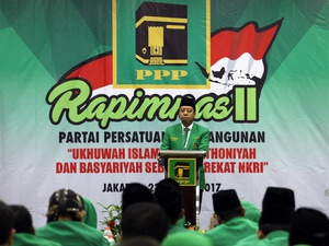 PPP Tetapkan Ketua Tim Pemenangan di Pilgub Jateng, Jabar, Jatim