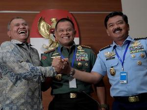 KPK Bisa Minta POM TNI Periksa Mantan KASAU Soal Korupsi AW-101