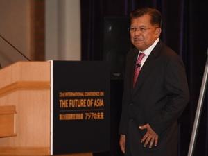 Wapres JK Dianugerahi Gelar Sri Perdana Makota Negara oleh LAM