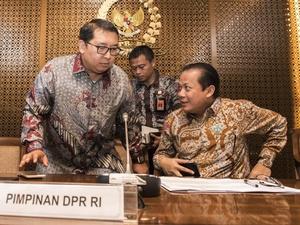 Jadi Plt Ketua DPR, Fadli Zon Tak Punya Kewenangan Khusus