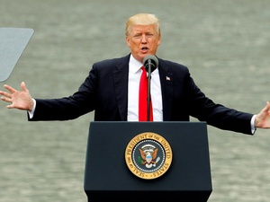 Mahkamah Agung AS Dukung Kebijakan Trump Soal Imigrasi