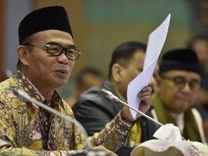 Mendikbud Enggan Komentar Soal Full Day School & Demo NU